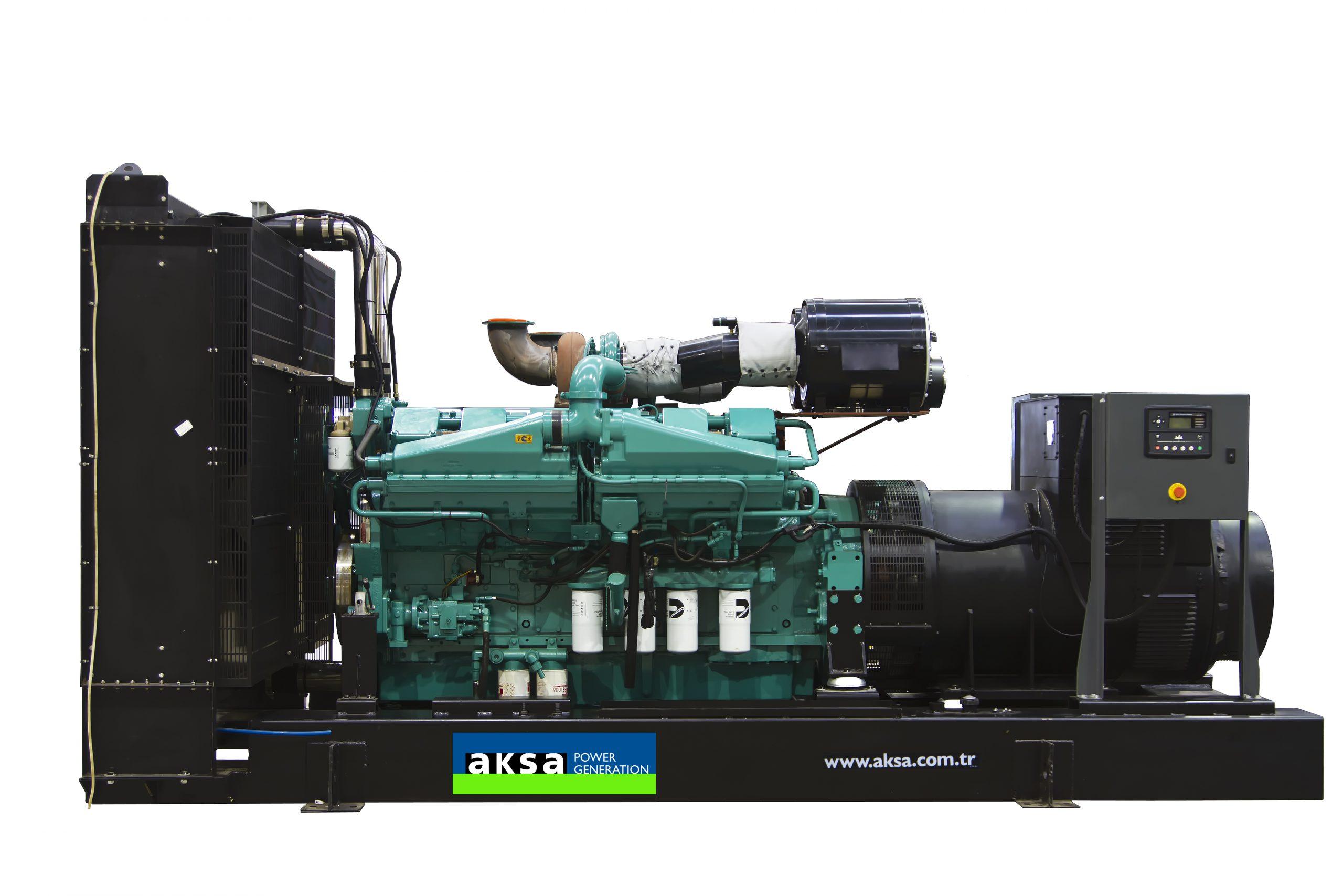 Supply and installation of generators