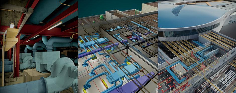 M&E system design and construction