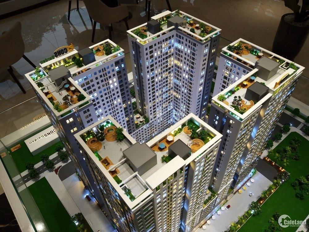 Bcons Garden Apartment